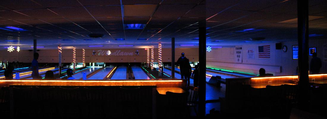 Woodlawn Duckpin – Bowling Alley